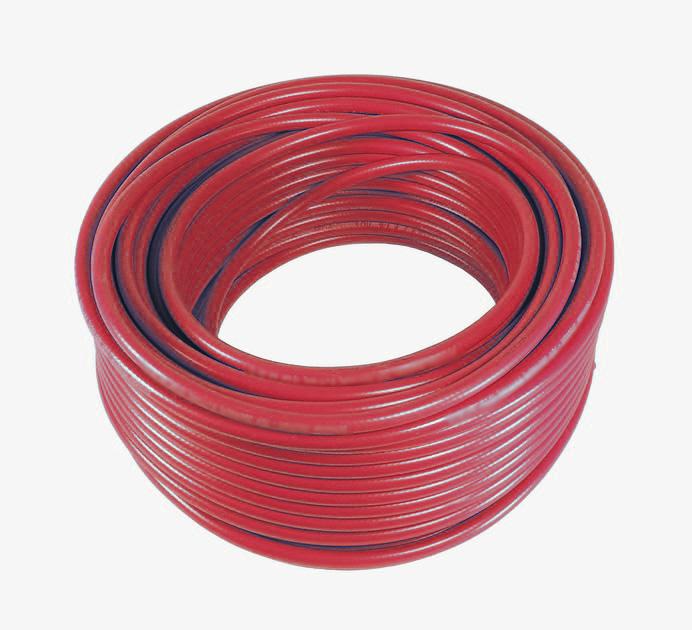 Image of Acetylenová hadice - 10mm (červená)