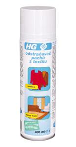 Image of HG odstraňovač pachu z textilu +dárek