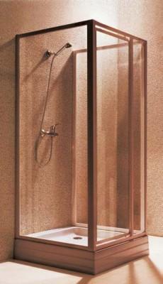 Image of ! Výprodej - pevná stěna PSS 90 transparent