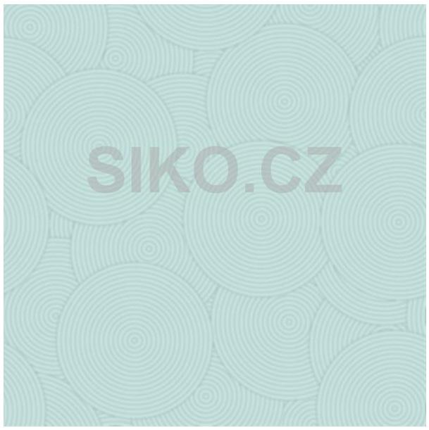 Image of GAR3F014.1 dlažba sv.tyrkysová 39,7x39,7